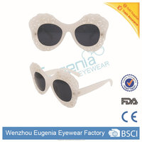 New Oversized Fashionable Women Custom Popular Sunglasses