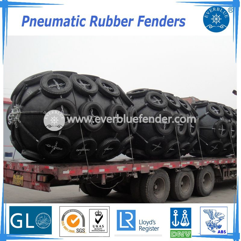 50 Kpa Floating Yokohama Pneumatic Marine Rubber Fenders with best price