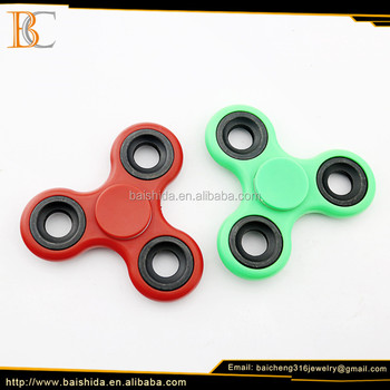 China wholesale high quality pressure relief fidget spinner ABS spinner fidget toys