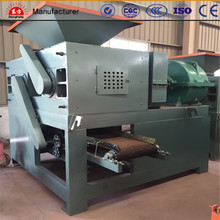 Reasonable Price powder ball press machine/coke coal briquette machine in zhengzhou For South Africa