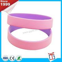 Oem color excellent silicone bracelet manufacturer china