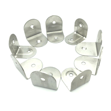 Toilet Cubicle Partition Fittings Angle Bracket/ Angle Clip Connecting Brackets