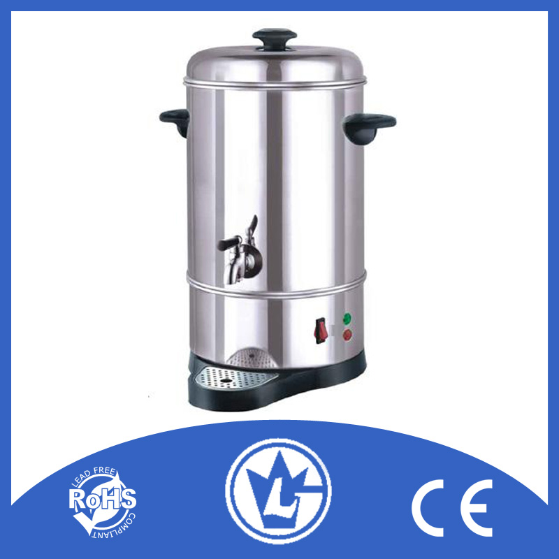 Stainless Steel Electric Tea Urn Water Boiler with CE CB