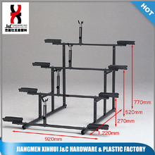 Best seller Floor standing bike display rack