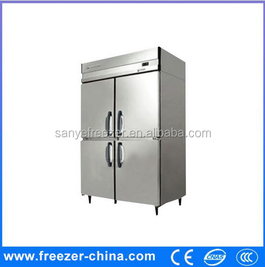 Sanye hot selling commercial stainless steel blast freezing ge refrigerator parts with CE certification