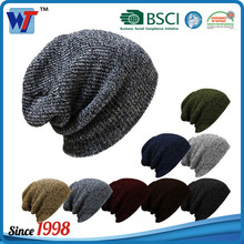 Colorful Hip Hop Beanies Knitted Beanie /Custom winter knitted hat