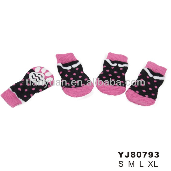 pet shoe socks for dogs cats(YJ80793)