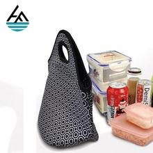 Wholesale Customized unusual football lunch totes bag adults for women