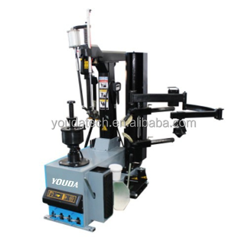 Automatic Change Machine ~ Dat l automatic touchless tire changer machine for