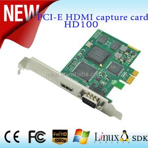 On sales One single S-VIDEO/CVBS/YPbPr 1080p hdmi computer video capture 1080P laptop pci graphics card