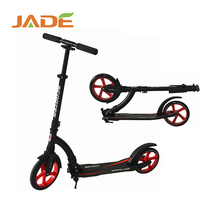 Outdoor sport adult cheap foldable adjustable kick scooter pro adult scooter