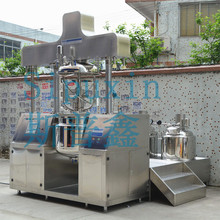 2016 SPX vacuum pasteurizer and homogenizer for milk margarine chili soy sauce ice cream making