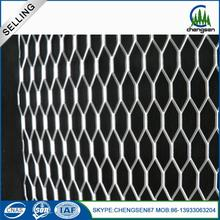 Galvanized pulled plate wire mesh painted expanded metal livestock flooring mesh