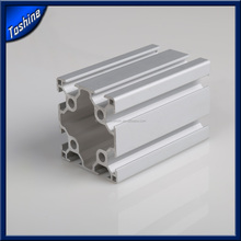 6063 t5 extruded al groove industrial profiles extrusions frames