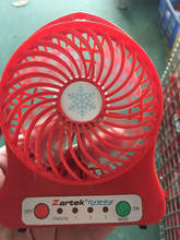 "HAVE STOCK 4"" rechargeable mini fan CE/ROHS certification good selling with best price"