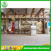 10T Plant wheat seed fine cleaning grading coating machines
