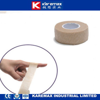 Karemax Printed Cotton Compression Elastic Bandage Roll