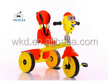 China Factory Plastic Baby Tricycle Kids Bicycle Custom Kids Toy Ride On Cars
