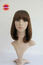 16inch BOBO style synthetic fiber korean wig NYSWIG-288