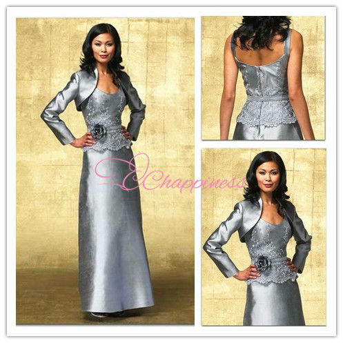 mother of the bride dress silver mother of the groom dresses