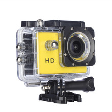 "2.0"" LCD Action Camera HD 720P Sport Camera 120 Degree Wide Angle Lens DV Waterproof Mini Camcorder For Extreme Sports Diving"