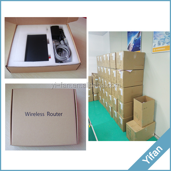 YF360-H 3G industrial VPN wifi router good for bus car