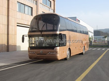 2016 new 12m 60 seats dongfeng luxury tour bus sale