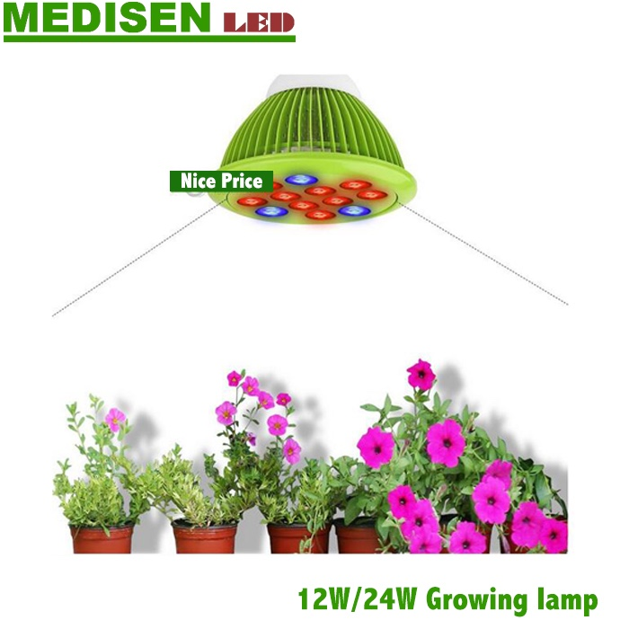 MS-Growlight-Par30 High power low consumption full spectrum led grow light