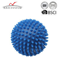 New styles 2 colors spikes massage ball