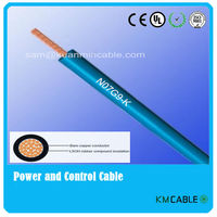 single 150mm2 cable N07G9-K,CE certificated,single core wire,power rubber cable