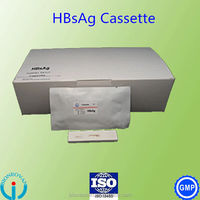 Best price HBsAg Hepatitis B surface antigen Rapid Test Cassette/Strip high accuracy Test reagent