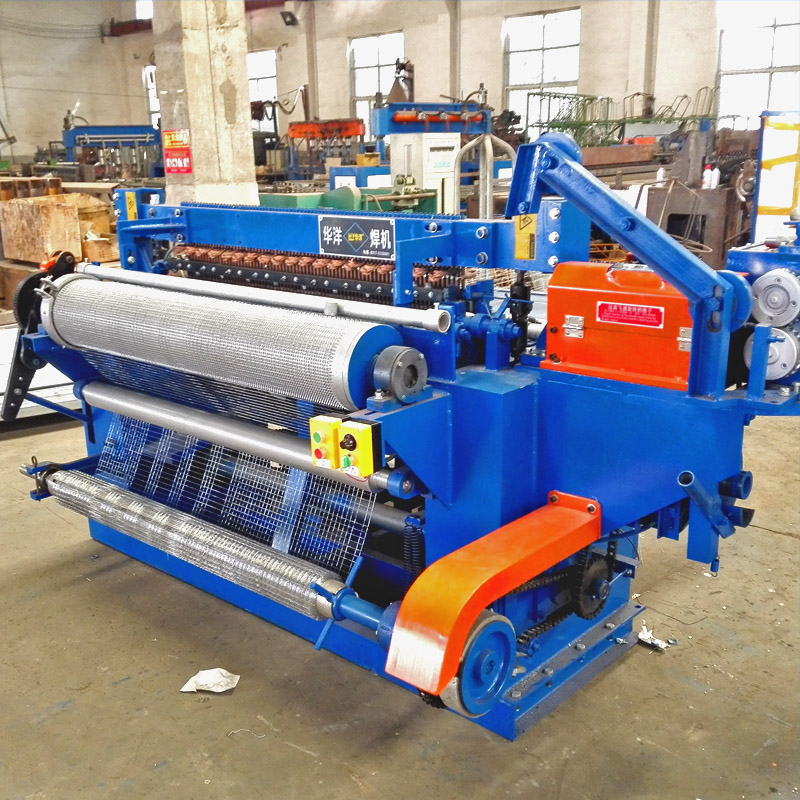 Welded Wire Mesh Machine For Making