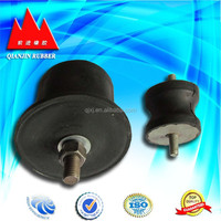 M3 M4 M6 M8 M10 M14 EPDM NBR protective anti vibration rubber damper buffer mounts shock