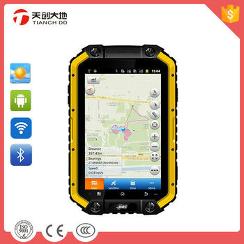 Fully Rugged 7 Inch Touch Screen Octa- Core 1.7 GHz Handheld PDA With Android OS