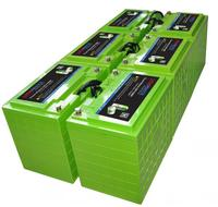 Deep Cycle 12v 200ah lipo battery and lithium batteries for solar systems 12v electrical lawn mower