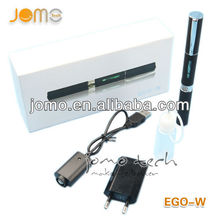 Hot selling pen style dry herb ego e hookah free sample ego w