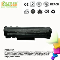Printing Consumables Toner 285 Toner Cartridge for HP 1102/1112/1132 (PTCE285A)