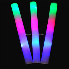 Free Shipping China alibaba hot sell customized led foam cheering stick concert light Led foam stick
