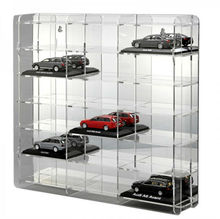 Clear Acrylic Display Case For Scale Model Car