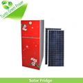 138L Commercial Solar Freezer Refrigerator with 38L Freezer