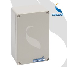 Saip high quality waterproof aluminum generator enclosure IP67