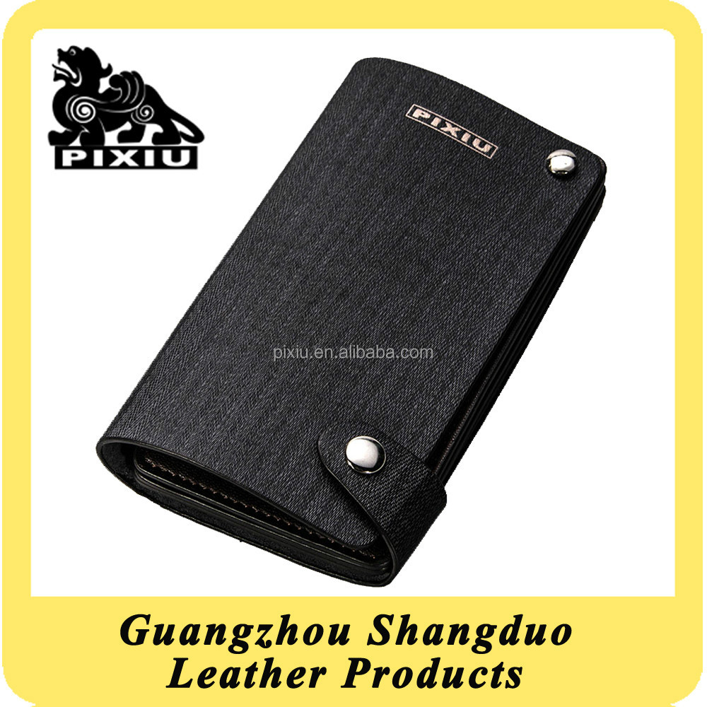 Top Performance Supplier Handmade Cheap Straight Card Leather Case
