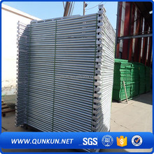Trade Assurance high quality hot dip galvanized used horse corral panels qunkun