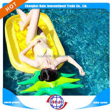 high quality inflatable pineapple float for water pool