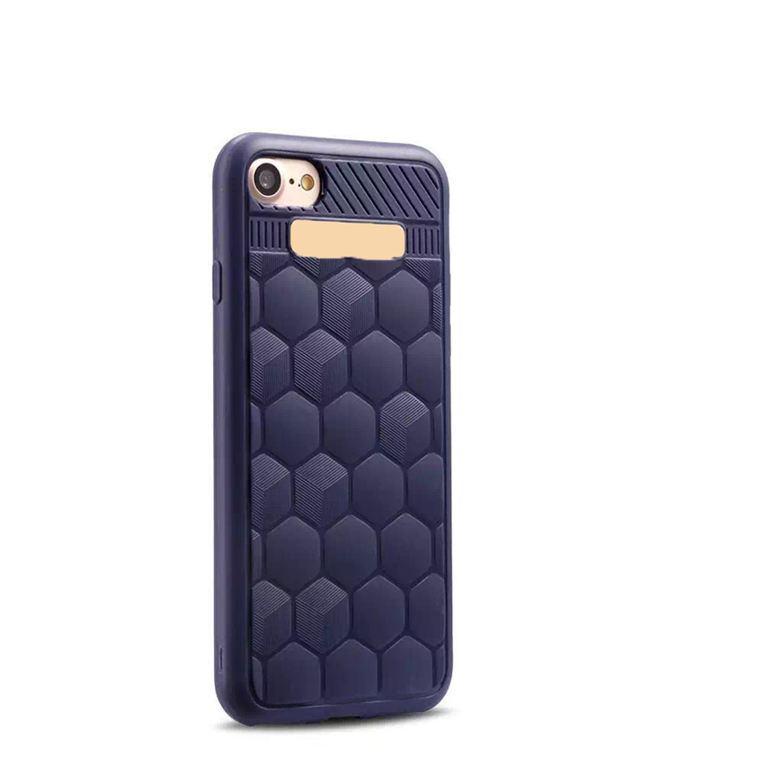 2017 trending mobile phone accessories shockproof honeycomb design business shockproof phone case cellular outfitter for iPhone
