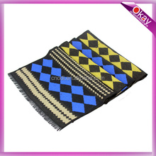 2015 New Arrival High Quality Fashion multicolor knitted scarves