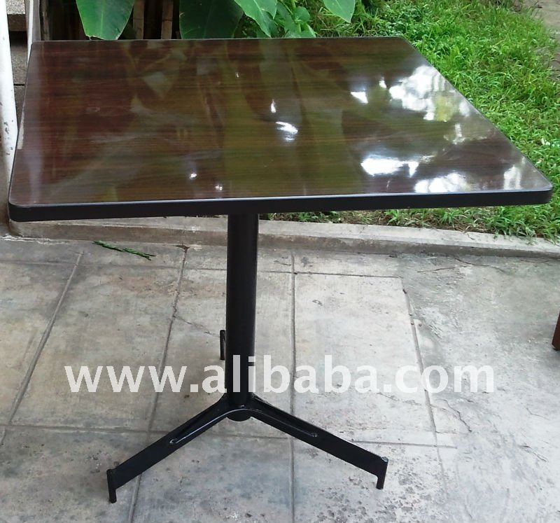 Laminated Formica Table