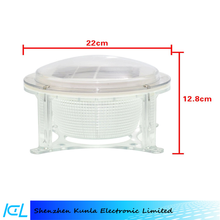 Solar Dock Light LEDs solar marine light led boat dock lighting