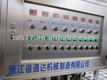 Container Filling&Sealing Machine with Vacuum