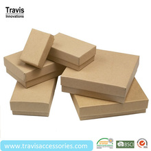 Wholesale Kraft Jewelry Gift Paper Boxes With Different Size